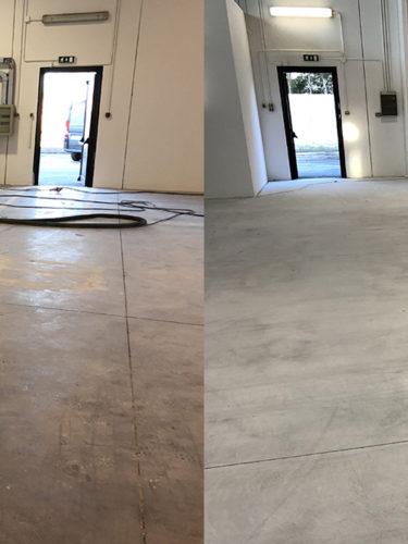 Lucidatura pavimenti Padova