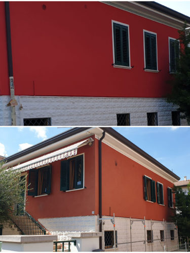Pitture edili residenziali